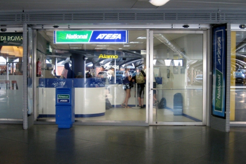 Madrid Atocha Railway Station - National Atesa car hire: Madrid Atocha Station car hire