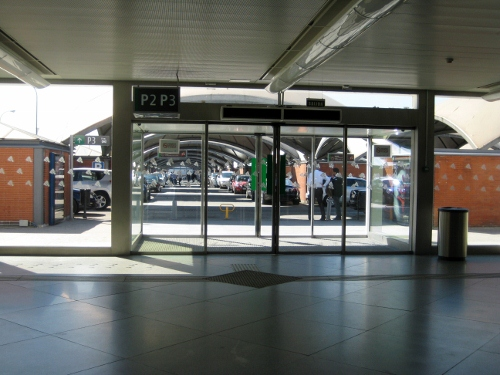 Madrid Atocha Railway Station - car parks: Madrid Atocha Station car hire