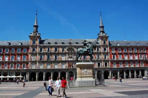 Madrid, Spain - Madrid car hire