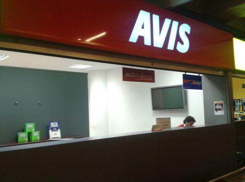 Avis Car Rental Spain Reviews
