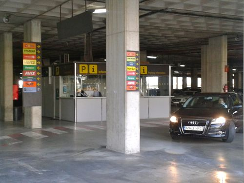 Best Car Hire Company Palma Airport