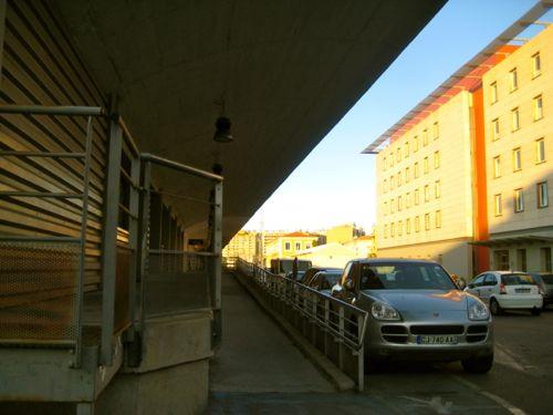 Car Hire Marseille Station