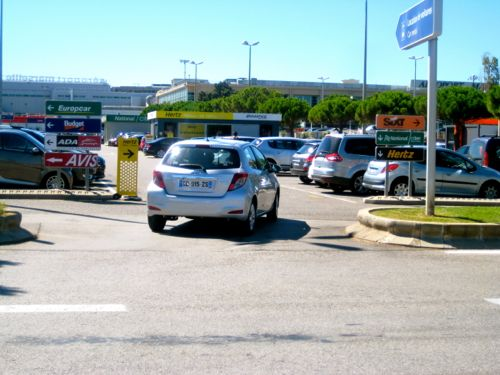 Returning A Car Hire To Marseille Airport