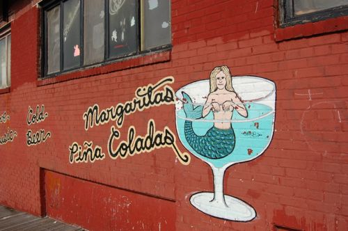 NYC, USA - Coney Island margaritas - New York car hire