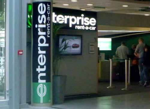 Enterprise Car Rental Bilbao Airport