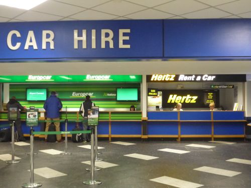 Enterprise Car Rental Belfast Ireland