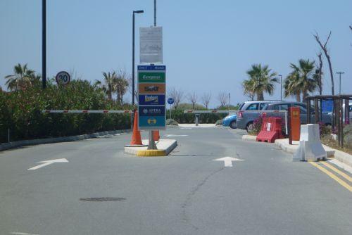 Paphos Car Hire Companies
