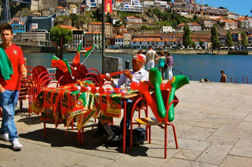Porto, Portugal - Euro 2012 - Porto Airport car hire