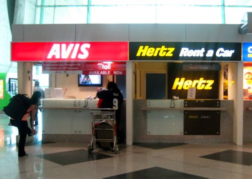 Budget Car Rental Tulsa: Collecting Your Car Hire From Porto Airport