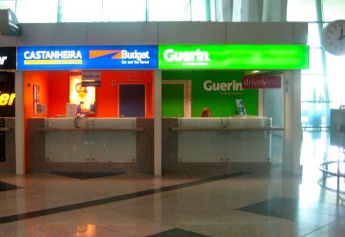 Budget Car Hire Lisbon Airport