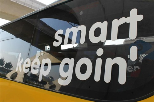 Porto, Portugal, Porto Airport - Goin'Porto bus - Porto car hire