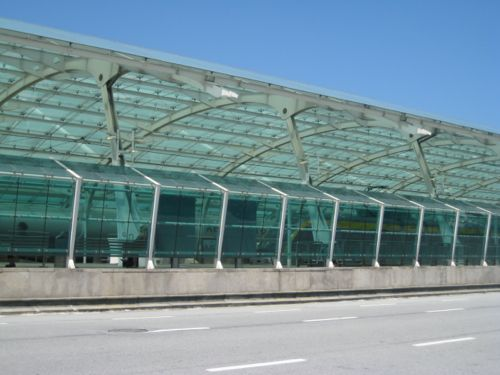 Porto, Portugal, Porto Airport - Metro at airport - Porto Airport car hire