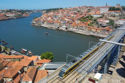 Porto, Portugal, getting around - Porto car hire