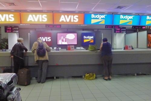 Avis Car Hire Trieste Airport