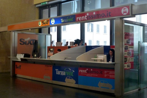 Avis Car Rental Rome Termini