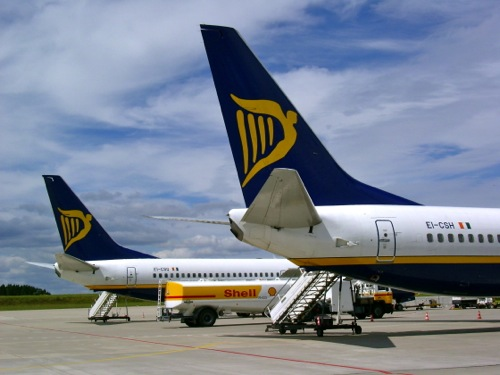Ryanair confirm suspension of winter flights from Larnaca Airport