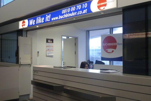 Hertz Rental Car Salzburg Airport