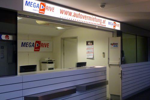Mega Drive Car Rental Salzburg