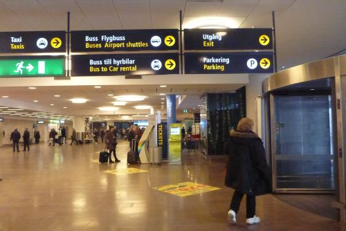 Collecting A Stockholm Arlanda Airport Car Hire