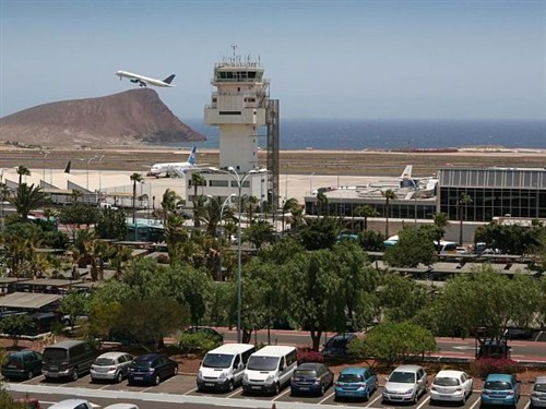 Tenerife South Airport, Tenerife South Airport car rental