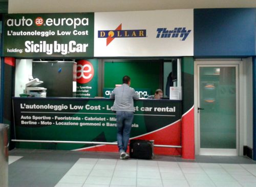 Returning A Car Hire To Turin Airport