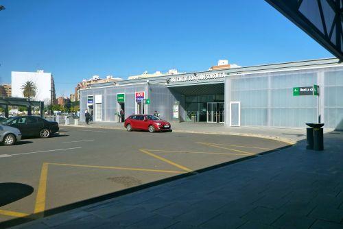 Car Hire Valencia Train Station