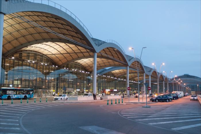 Аэропорт в испании аликанте