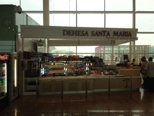 Eating barcelona airport terminal 1 departures - Dehesa santa maria ...