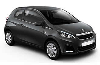 Spain Car Hire With All Inclusive Prices Spain Car Hire With - Peugeot 108 3 portes