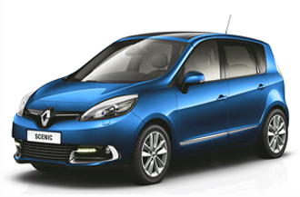 Renault Scenic 5 door A/C  sc 1 st  CarJet & Spain car hire with All Inclusive Prices Spain car hire with 100 ...
